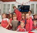 День Рождения Александры в Кулинарной школе с Еленой Михалкиной
