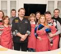 Мастер-класс Чешская кухня с Александром Чикилевским