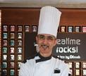 Иньяцио Роза устраивает мастер-классы в ресторане «Поющие фонтаны»