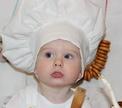 Маленький поваренок Юра и его омлет!