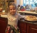 Маленький поваренок Маша и ее рецепты