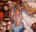 Масленичная суббота – золовкины посиделки