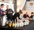 За день чемпионата бариста в Минске было выпито 500 чашек кофе!