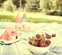 Фантазируем: субботний завтрак на природе