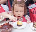 Детские творожные десерты