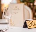 «Золотой» ужин в золотом ресторане!