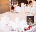 Golden-ужин в In Vino: первые аплодисменты!