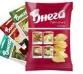 Онега предложила белорусам популярные в Европе чипсы