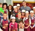 Детский мастер-класс «Поиграем в поварят » с Михаилом Анистратовым