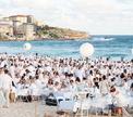 Тайный «ужин в белом» прошел в Сиднее
