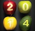 Компания GEFEST представила съедобный календарь на 2014 год