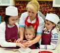 Детский мастер-класс «Шоколадный рай 2»