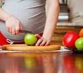 Празднуем разумно: меню будущей мамы