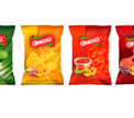 Новая яркая коллекция чипсов от компании «Онега»
