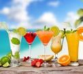 Весенние коктейли