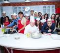 Белорусская кухня для «Fest Open» в Первой кулинарной школе Oede