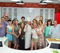 Фотоотчет мастер-класса «Итальянская кухня»