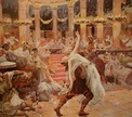 Пиры Лукулла или Что ели в Древнем Риме?