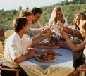 Новый туристический сервис: изучаем страну за ужином