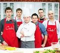 Фотоотчет: выходные с М8 в Первой кулинарной школе Oede