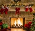 Звездные ужины и поздравления в Новогоднюю ночь