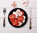 День Святого Валентина у звездных пар