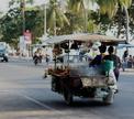 Уличная еда Таиланда