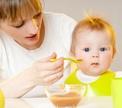 Детское питание: прикорм фруктами
