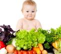 Детское питание: прикорм овощами и кашами