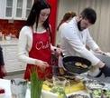 10 февраля в кулинарной школе Oede прошел мастер-класс Непревзойденный вкус Италии