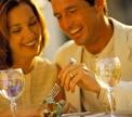 Романтический ужин дома в стиле фильма 9 с 1/2 недель