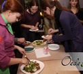 Мастер-класс по кулинарному искусству