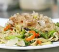 Мастер-класс по японской кухне «Удон с овощами»