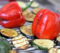 Еда без холестерина: овощи-гриль!