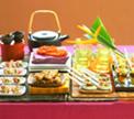 Сервировка стола по-японски: палочки для всех