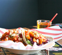 Мастер-класс: кухня США – «Экстрим баффало тако»