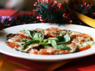 Мастер-класс: Овощная закуска «Сердце Италии»
