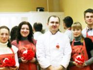 14 февраля в Кулинарной школе-студии Oede.by
