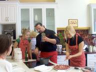 Мастер-класс по немецкой кухне