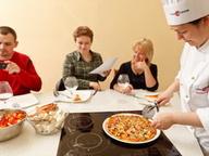 Мастер-класс по приготовлению различных видов пицц