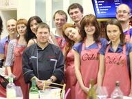 Кулинарный День Рождения с Павлом Голенковым