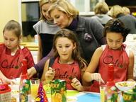 Кулинарный детский День Рождения в кулинарной школе-студии Oede с Наталией Казак