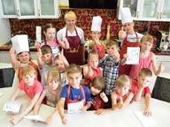 Шоколадный рай в Первой Кулинарной школе!
