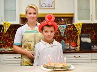 Веселый и очень яркий Детский День Рождения у обаятельного Вячеслава