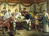 Что ели в Древнем Риме?