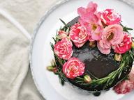 Фоторецепт свадебного торта