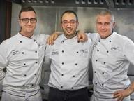 Обладатель звезды Мишлен из Италии и  шеф-повар династии из России дают мастер-классы в Первой кулинарной школе Oede