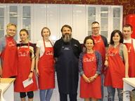 Фотоотчет с мастер-класса Стейки с Александром Чикилевским