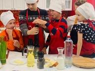 В Кулинарной школе OEde стартовал мини-курс Маленький поваренок.
