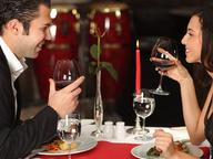 Романтический ужин в итальянском стиле